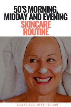 As you age, skin care becomes more and more important! To help reduce wrinkles, fine lines, dark spo Organic Skin Care, Natural Skin Care, Cellulite, Operation, Essential Oils For Skin, Skin Care Cream, Peeling, Skin Problems, Anti Aging Skin Care