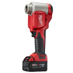 Milwaukee M18 Force Logic Knockout Punch Tool