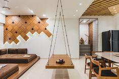 Interior Living Room Design Trends for 2019 - Interior Design Apartment Interior, Home Interior Design, House Interior Decor, Decor, Bedroom Interior, Hall Design, Ceiling Design Bedroom, Living Room Designs, Furniture Design