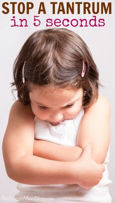 Stop temper tantrums before they reach 5-alarm status with these 3 simple steps. A positive approach that lets kids feel heard and diffuses situations fast.