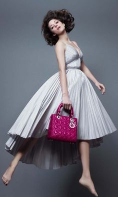 Marion Cotillard ♥ Dior