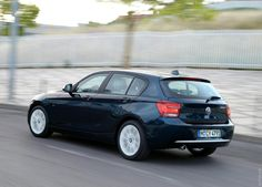 Maybe this is slightly more realistic.  2012 BMW 1 Series