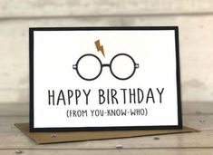 I'm looking forward to sharing this article from my # etsy shop: Harry Potter Birthday Card Harry Potter Harry Potter Birthday Card Harry Potter Gift Hogwarts Harry Potter Presents, Harry Potter Birthday Cards, Harry Potter Cards, Cumpleaños Harry Potter, Unique Birthday Cards, Birthday Cards For Friends, Bday Cards, Handmade Birthday Cards, Happy Birthday Cards