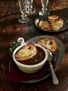 Vermont Onion Soup