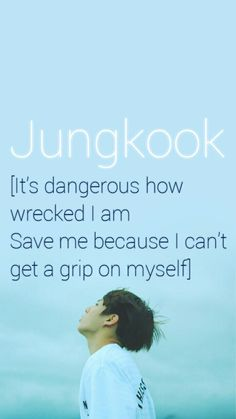 BTS / Jungkook / Save ME / Wallpaper