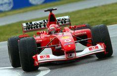 [F.1] Schumacher lotta per la vita - Sport