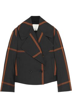 Shop on-sale 3.1 Phillip Lim Checked wool jacket. Browse other discount designer Coats & more on The Most Fashionable Fashion Outlet, THE OUTNET.COM