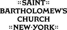 Jesse Ragan - Saint Bartholomews Church New York