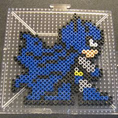 Batman perler beads by Flood7585 on DeviantArt