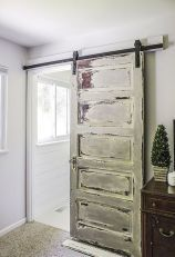 Farmhouse master bathroom decor ideas (15)