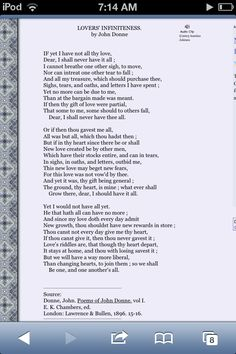 john donne song essay This sample john donne essay is published for informational purposes only free essays and research papersread more here.