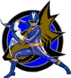 Max the Blue Shark Wild Force Ranger
