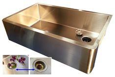 Apron Front Kitchen Sink. Amazing New Features. Wins Kitchen Show. Undermount Kitchen Sinks. Call Us!