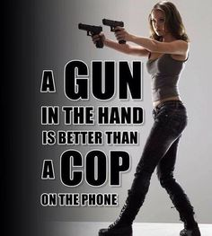 Gun quote / Check out Charter Arms on Pinterest or visit our web-sight at http://CharterFireArms.Com