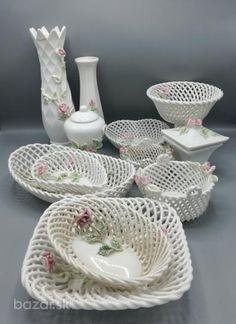 Poľská porcelánová sada   Bazar.sk Serving Bowls, Decorative Bowls, Tableware, Home Decor, Dinnerware, Decoration Home, Room Decor, Tablewares, Dishes