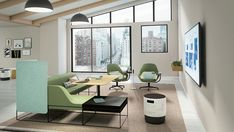 Exceptional Leaning Back: Good For People And Teams. Office LoungeOpen ...