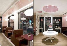 Cupcake Boutique by DITTEL | Architekten, Stuttgart patisserie hotels and restaurants