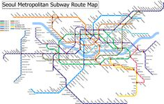 8 Best Metro Maps images