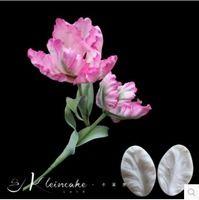 Diy Narzissen lily simulation silikon blume blütenblatt kuchen dekorieren tool hochzeit urlaub lilie blütenblätter form