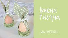 In segnaposto perfetto per la tua tavola di Pasqua.