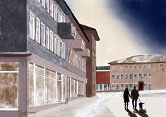 corona times in Narvik Norway  #galleryart #gallery_237 #kunstgalleri #galleryartist #artgallery #onlinegallery #kunstner #artmodern #artgallery #abstractartist #art2artsgallery #thatgreatart #that_greatart #thatwasgreat #digitallandscape #colorfulartwork #colorfullart #daylypaintworks #artsharing #yourworldourart #artgalleries #kunstverk #selftaughtartist #artgallary #kunstner #kunst #northofnorway #paintingsdaily #nordlandiart #artnorway #norskefjell Online Gallery, Art Gallery, Narvik, Colorful Artwork, Norway, My Arts, Times, Mansions, Landscape