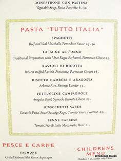 Review: Tutto Italia Ristorante in Epcot's Italy Pavilion   Walt Disney World