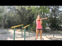 Image result for female calisthenics world championship 2015 Garden Gym Ideas, Playground Bar, Street Workout, Calisthenics, World Championship, Fit Women, Workout Women, Female, Awesome
