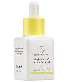 Hallelujah for Drunk Elephant Skincare's Marula oil on @instyle
