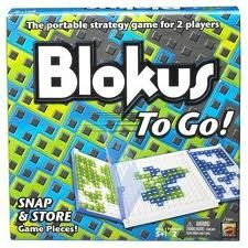 Blokus to Go !  - Age 5 and Up