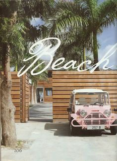 Oceania Island Living: My Dream Beach House - Found Summer Beach, Summer Vibes, Pink Beach, Summer Swag, Summer Days, Playa Beach, Dream Beach Houses, I Love The Beach, Jolie Photo