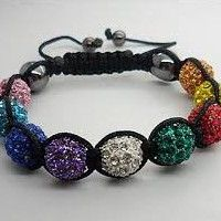 DIY Shamballa Bracelets and Meanings