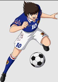 Captain Tsubasa, Naruto, Comics, Auradon, Anime, Fictional Characters, Soccer Pictures, Wrestling, Caricatures