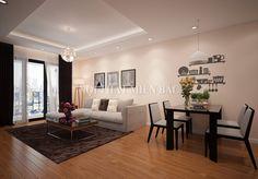 Tư vấn thiết kế nội thất căn hộ chung cư Times City đẹp cao cấp sang trọng