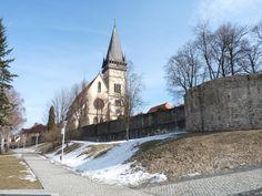 Basilica of St Egidius, Bardejov, Slovakia Medieval, Cathedral, Saints, The Originals, Building, Travel, Santos, Voyage, Buildings