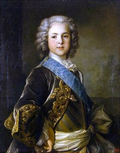 Portrait of Louis, Grand Dauphin of France as a boy. The only child of Louis XIV and Maria Theresa to survive childhood. Bourbon, Images Vintage, Vintage Artwork, Luis Ix, Jean Antoine Watteau, Ludwig Xiv, French Royalty, French History, European History