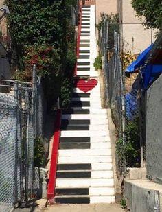 Murray Stairway, The Hidden Stairways of Silver Lake, Los Angeles, CA