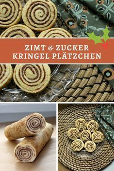 Zimt & Zucker Kringel Plätzchen Rezept - leckere Weihnachtskekse einfach und schnell You are in the right place about biscuits iniciantes Here we offer you the most beautiful pictures about the biscui Christmas Biscuits, Christmas Baking, Christmas Cookies, Christmas Parties, Christmas Treats, Gingerbread Cookies, Italian Christmas, Christmas Drinks, Gingerbread Houses