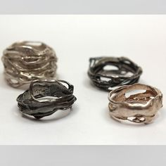 Vicky Forrester, rings, wedding rings, gold and silver, contemporary  jewellery , bespoke jewellery, jewelry. Original hand made jewellery experiences. Designed and made by hand. Each piece is hand crafted and exists as an original.  Lovely organic jewellery :)