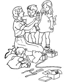 ,Free Download-Mother's Day Coloring Sketch,http://colorasketch.com/free-download-mothers-day-coloring-sketch/
