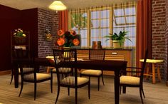 lovely dining room (kementari)