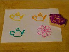 stamps carimbos de borracha sellos de goma