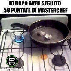 Qual è il tuo programma di cucina preferito?