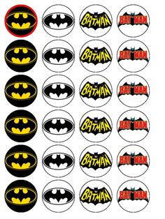 batman party supplies - Google Search