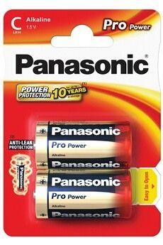 Piles Panasonic Lr14 C X2 Pro Power Lr14 Darty Astuces Utiles Astuces