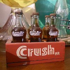 Botellitas crush