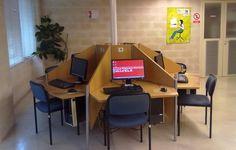 Red Bibliotecas Elche. Servicio gratuito de acceso a internet y zona wifi. http://www.elche.es/micrositios/bibliotecas/cms/menu/servicios/internet/
