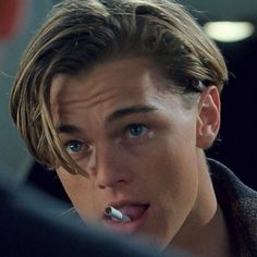 "Jack Dawson.""Somebody's life is about to change""."
