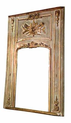 Murat Chateau mirror at MAI
