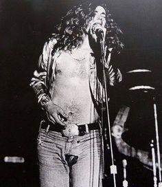 Robert Plant of Led Zeppelin #RobertPlant #LedZeppelin #LedZep #Zep