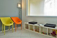 Cabinet d'ostéopathie, espace attente Photographe : Juliette Berny, tous droits réservés